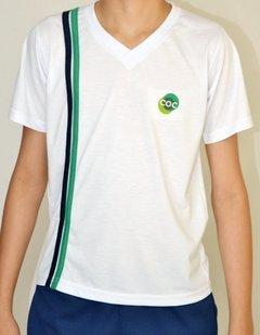 Camiseta manga curta - Ensino Fundamental 2 - COC Santa Rosália