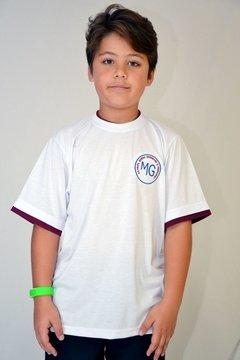 Camiseta manga curta - E. E. Marina Grhomann Soares Fernandes