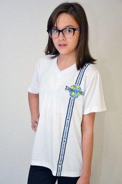 Camiseta manga curta - E. E. Ezequiel Machado Nascimento