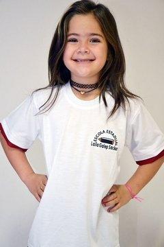 Camiseta manga curta - E. E. Laila Galep