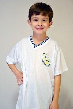 Camiseta manga curta - E. E. Luiz Gonzaga de Camargo Fleury