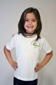 Camiseta manga curta - E. E. Maria Candida de Barros Araújo