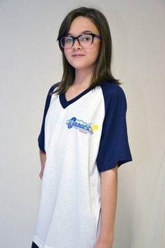 Camiseta manga curta - E. E. Francisco Conccaro