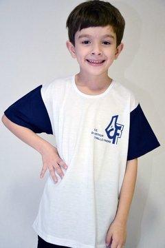 Camiseta manga curta - E. E. Arthur Cyrillo Freire