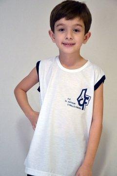 Camiseta manga músculo - E. E. Arthur Cyrillo Freire