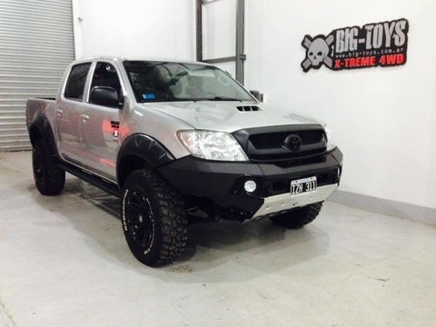 Fenders Toyota Hilux 2012-2015