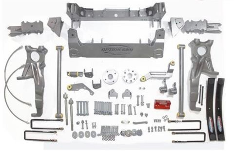 KIT de Suspension 4