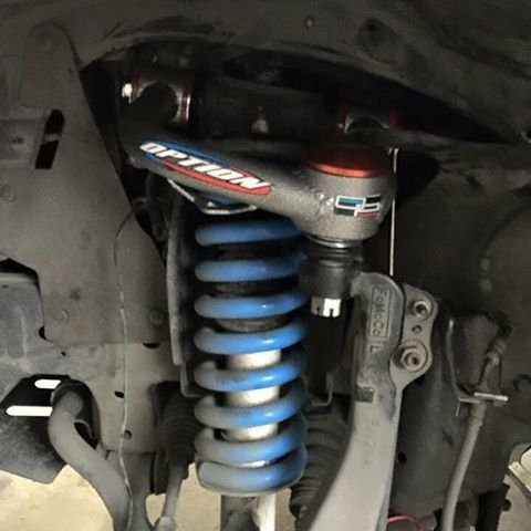 Parrillas de Suspension modelo JUNIOR - HILUX/SW4 2005-2019