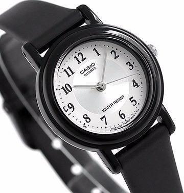 79bdf43d294c Reloj Casio Mujer Caucho Clasico Numeros Wr Garantia Oficial