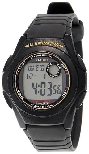 f7c97a47e146 Reloj Casio Digital Crono Luz Alarma Fecha Garantia Oficial