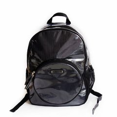 "Backpack Ramona ""Black Croco"" - comprar online"