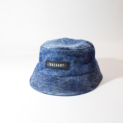 "Zac The Bucket Hat ""All denim"""