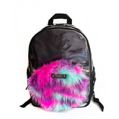"Backpack Ramona ""Fluffy Croco"""
