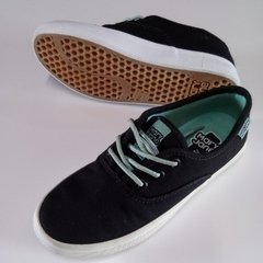 Tenis Mary Jane Blogger Preto - BuiBui SkateShop