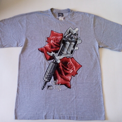 Camiseta Rap Power Flor