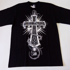Camiseta Rap Power Cruz