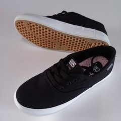 Tenis Mary Jane Bing Preto 10208 - BuiBui SkateShop