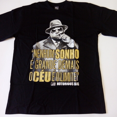 Camiseta Rap Power Notorius III