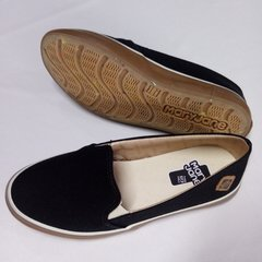 Tenis Mary Jane Yoga Preto - BuiBui SkateShop
