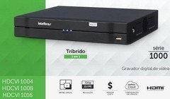 Dvr Stand Alone Tríbrido Hdcvi Intelbras Hdcvi 1016 16 Canai - Casa do Laptop
