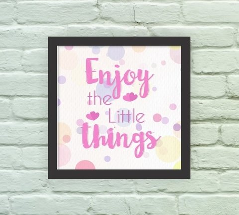 Enjoy Little Things - comprar online