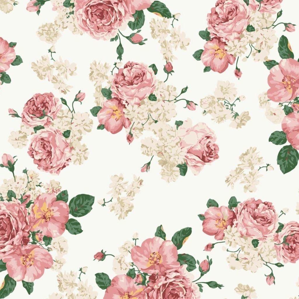 Papel de parede floral arte e cores for Papel para paredes catalogo