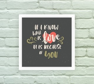 If I know what is Love - comprar online
