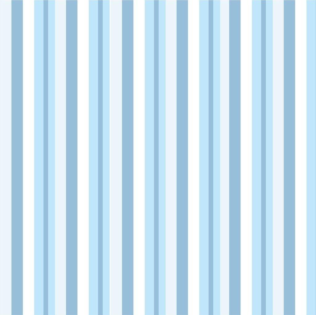 Papel de parede adesivo azul listrado arte e cores - Papel de pared de rayas ...