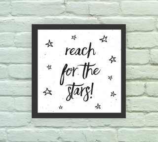 Quadro Decorativo Reach for the Stars - comprar online