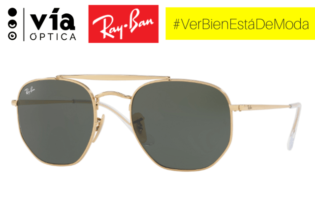 LENTES DE SOL RAY BAN 3648 THE MARSHAL