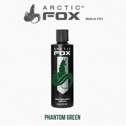 Tonalizante Arctic Fox Phantom Green 118ml na internet
