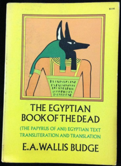 The Egyptian book of the dead - E.A.Wallis Budge