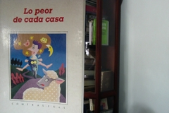 LO PEOR DE CADA CASA  - TOM SHARPE  - ISBN 8433923560.