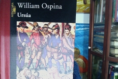 Ursúa - William Ospina - ISBN 9587043405.