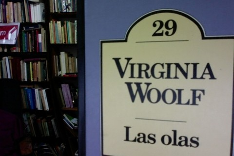 Las Olas - Virginia Woolf