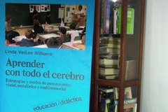 Aprender con todo el cerebro- Linda  Verlee Williams  - ISBN 8427010052.