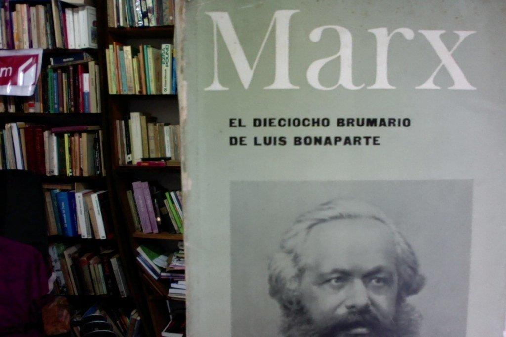 El dieciocho Brumario de Luis Bonaparte - Carlos Marx