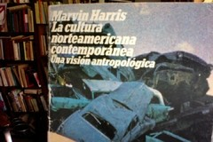 La cultura Norteamericana contemporánea - Marvin Harris