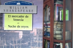 El mercader de Venecia  - Noche de reyes  -  William Shakespeare  - Isbn  8484031861
