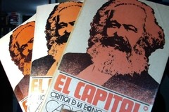 El Capital - Carlos Marx -  Tomos I, II y III  - ISBN 9681600266