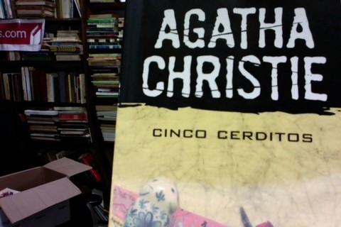 Cinco cerditos - Agatha Christie - ISBN 9789504916666