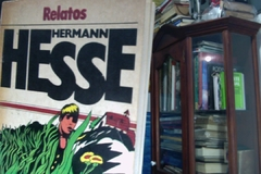 Relatos   - Hermann Hesse -  Isbn  9681501535 - comprar online