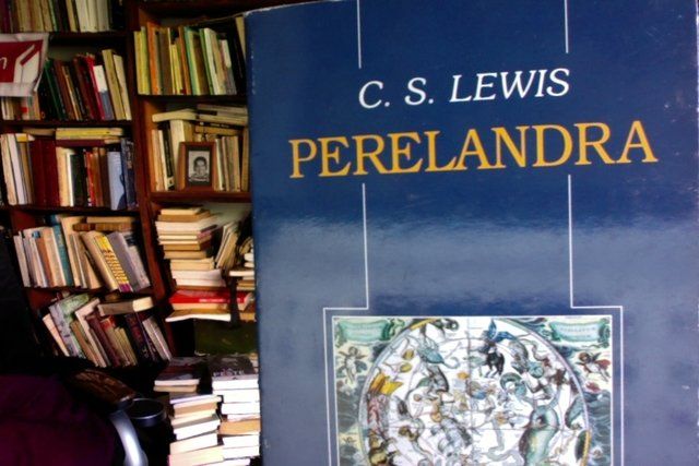 symbols perelandra c s lewis Perelandra, the second part of cs lewis¿s space trilogy, surpasses ¿out of the silent planet¿ (a fine work indeed) and does not cease to astound the reader lewis has an uncanny ability to create feelings in his readers that strike a chord deep in the soul.