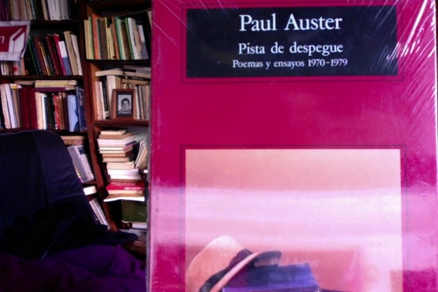 Pista de despegue - Paul Auster - ISBN 9788433966179