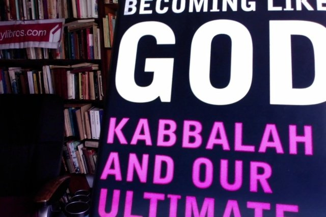 Becoming Like God - Michael Berg