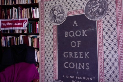 A Book of Greek Coins - Charles Seltman