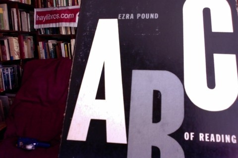 ABC of Reading - Ezra Pound  (Texto en Inglés)