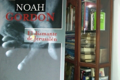 El Diamante de Jerusalen  - Noah Gordon - ISBN  8466617493
