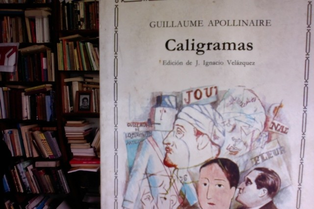 Caligramas - Guillaume Apollinaire