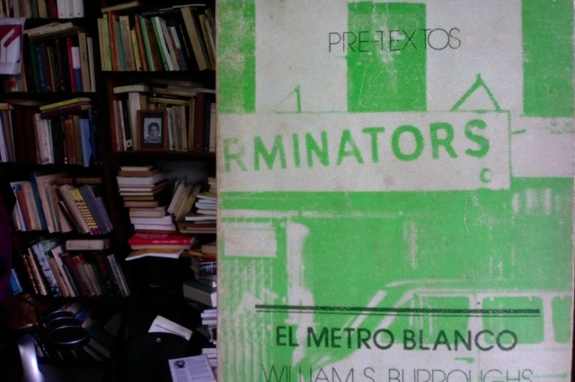 El metro Blanco - William Burroughs